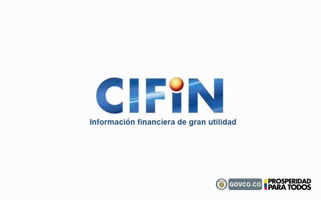cifin , datacredito