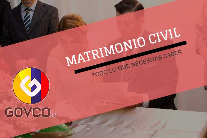 matrimonio civil en colombia
