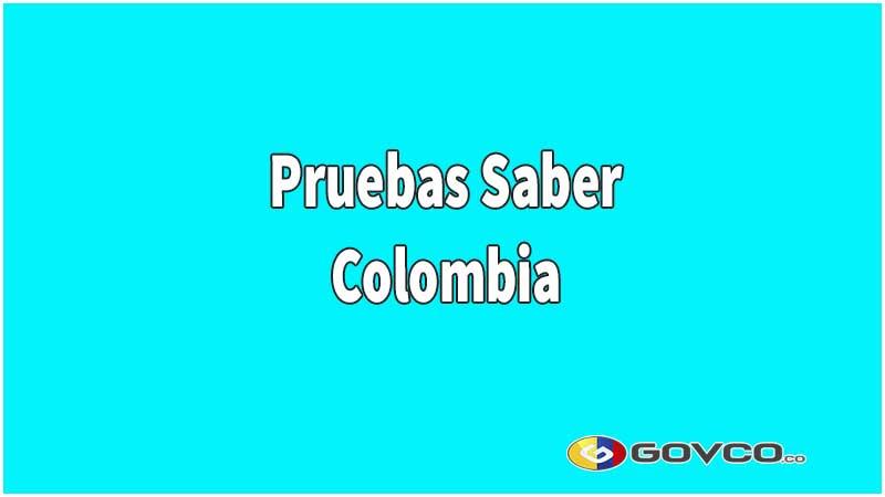 pruebas saber colombia