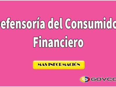 Defensoría del Consumidor Financiero en Colombia 1