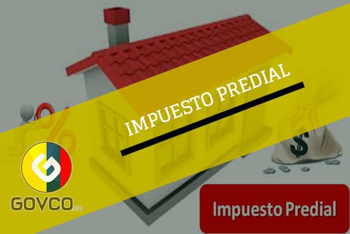 impuesto predial colombia