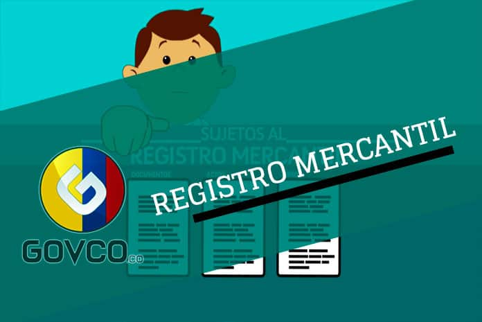registro mercantil en colombia