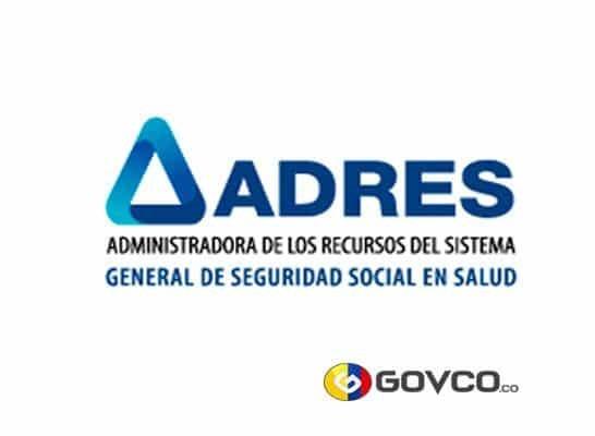 ADRES: Consultar afiliación a la EPS