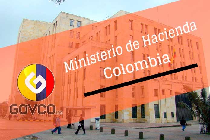 Ministerio de Hacienda Colombia