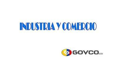 Industria y Comercio en Govco.co