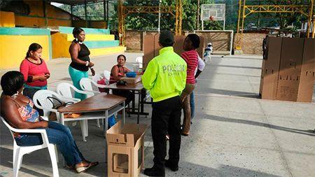 ¿como saber donde votar en colombia?